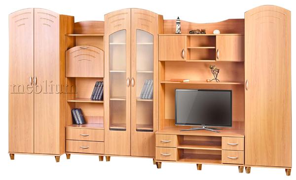 Корпусная Мебель Для Гостиной Лагуна