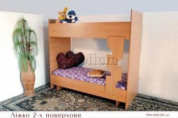 Кровать двухярусная -10