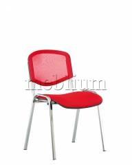 Кресло офисное ISO net chrome -17