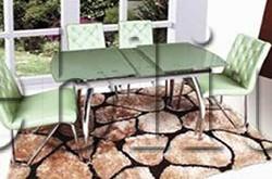 Стол обеденный раскладной Джес-60