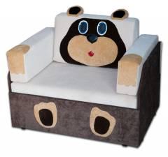 Диван Кубик боковой Мишка-41