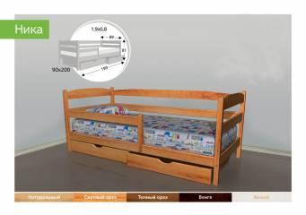 Дитяче ліжечко Ніка-91