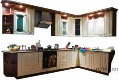 Кухня meblium 56-72. Фасад мдф плівка - від 4000 за 1 м.п.