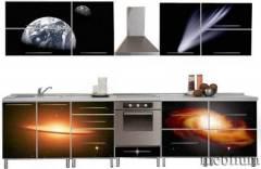 Кухня meblium 84-72. Дсп swisspan, kronospan з фотодруком - від 3560 гр. за 1м.п