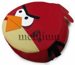 Крісло-мішок Пташка Червона-58 Крісло-мішок Птах червона-58
