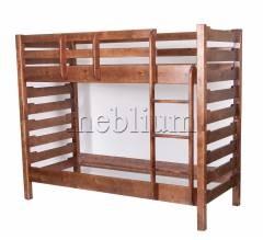 Ліжко двоповерхове Троя-60