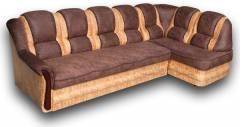 Кутовий  диван Барон 1В варіант Є-6