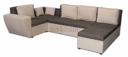 Угловой диван Цезарь-42 спринг 06 + филипо
