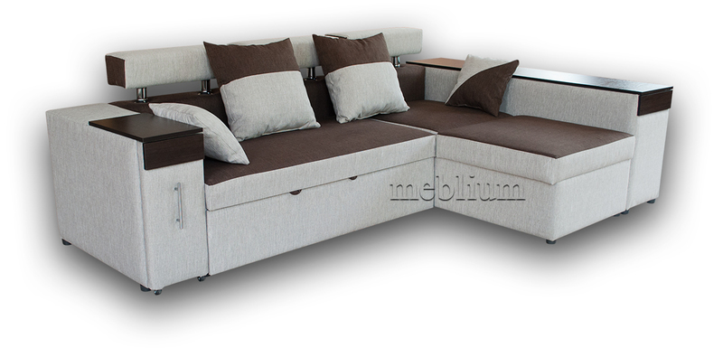 Кутовий диван Чікаго New-10 ТАКОЖ ЦЮ МОДЕЛЬ ЗАМОВЛЯЛИ В ТКАНИНI: основа - флекс 03, координат - флекс 13 (Аппарель).