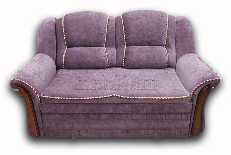 Диван Барон 2R-6 Варіант 1: весь диван - Кордрой 202