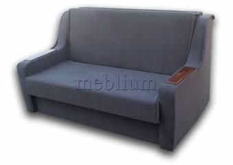 Диван ЭШ 135-12 Вариант обивки: весь диван - моно 112