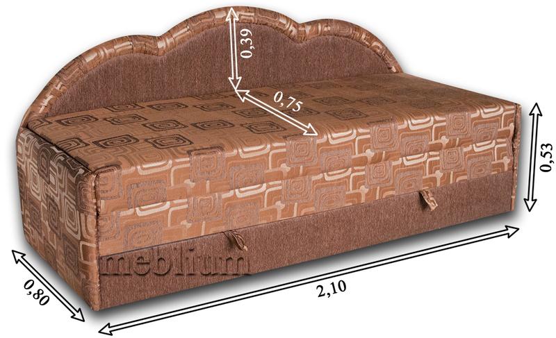 Диван Meblium 129-1 люкс венус