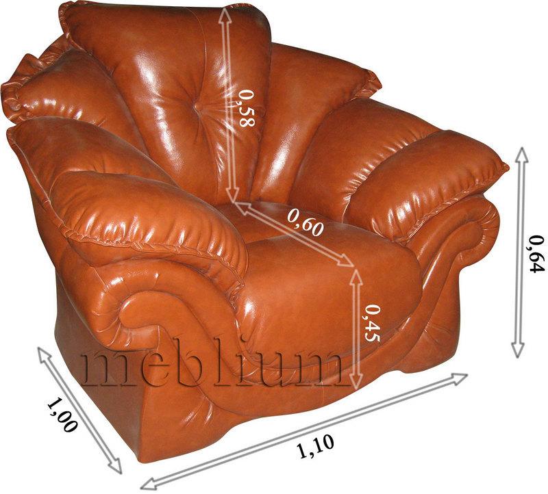 Диван и кресла комплект