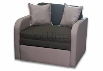 Кресло Гном-М-12  Вариант обивки: Нео Шоколад