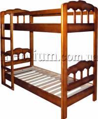 Кровать 2-х ярусная Капитошка-63 Кровать 2-х ярусная Капитошка-63