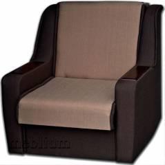 Кресло ЭШ-12 Эпика хезел 124 + Эпика битер 225 Вариант обивки: основа - Эпика хезел 124, координат - Эпика битер 225
