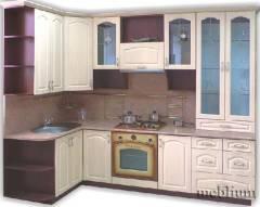Кухня meblium 16-72. Фасад мдф пленка - от 4000 за 1 м.п. Кухня meblium 16-72. Фасад мдф пленка - от 4000 за 1 м.п.