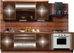 Кухня meblium 85-72. Дсп swisspan, kronospan з фотодруком - від 3560 гр. за 1м.п Кухня meblium 85-72. Дсп swisspan, kronospan з фотодруком - від 3560 гр. за 1м. п