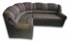 Угловой диван Лорд-90 Вариант обивки: капучино