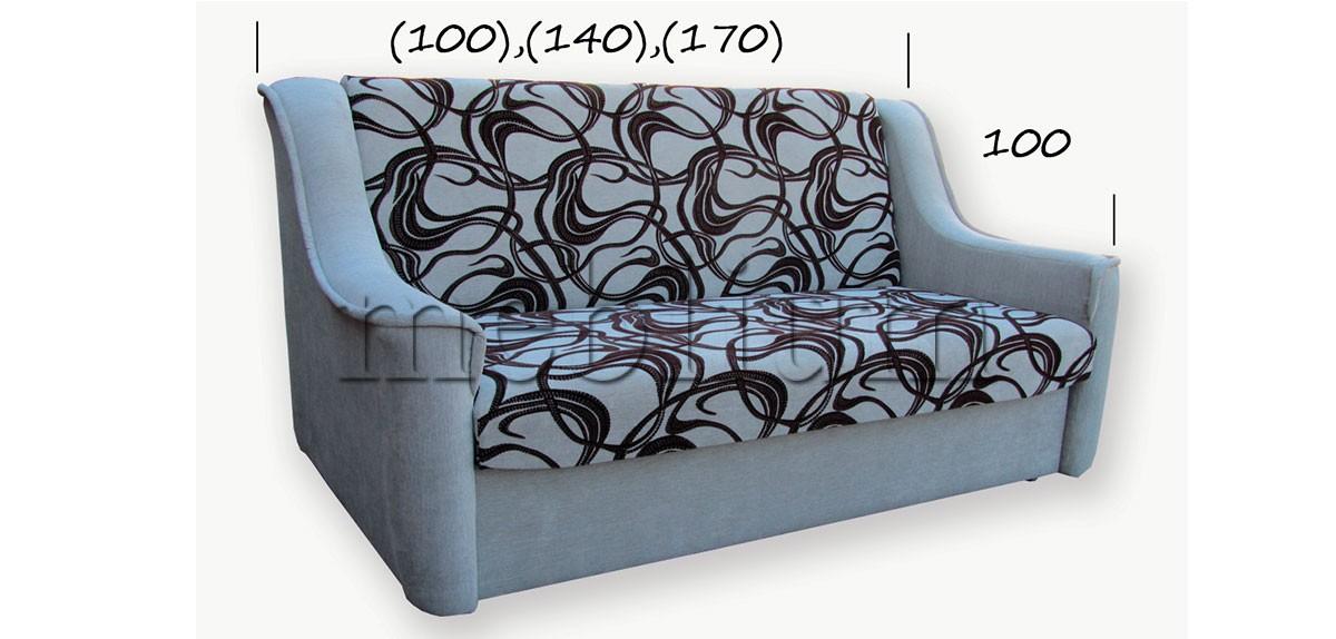 Диван Малютка 110 -99