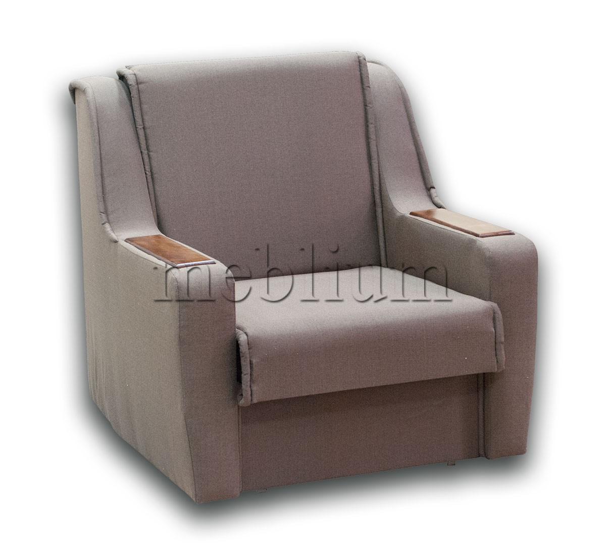 Кресло ЭШ-12 Гига комб браун