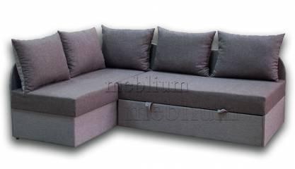 Угловой диван Нежность-28 Вариант 1: весь диван - Гита