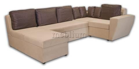 Кутовий диван Цезар-42 Філіпіо, подушки - Спрінг 06