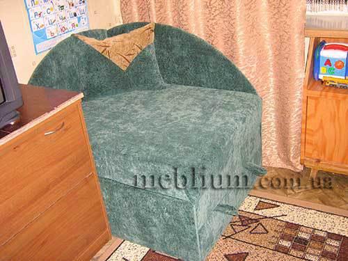 Meblium 182-1 латуа P.s. Ви можете замовити диван дитячий Meblium 182-1 в будь-якій іншій тканині.
