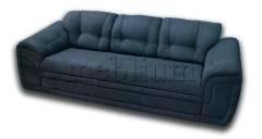 Диван Премьер-15 Вариант обивки: весь диван - Опера графит 960