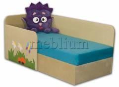 Дитячий диван Смішарик Їжачок-41 Варіант обивки: Шаггі