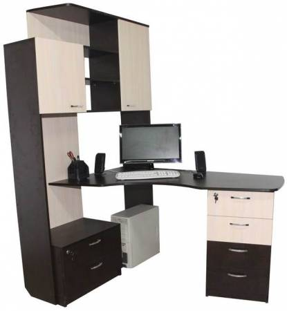 Компьютерный стол Ника-Гермес-20