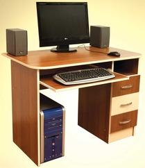 Комп'ютерний стіл Ніка-43-20