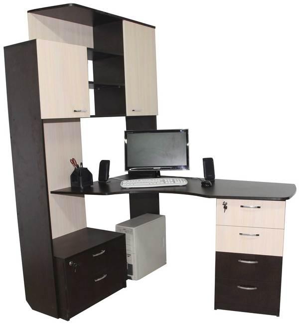 Компьютерный стол Ника-Гермес-20 Ника-Гермес-20