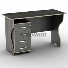 Стол письменный и тумба (СП-11+ТK4) -53 СП-11+ТK4-53