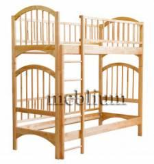 Ліжко 2-х ярусне Кузя Ліжко 2-х ярусне Кузя