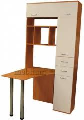 Компьютерный стол Ника НСК 4-20