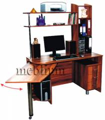 Компьютерный стол Протеус-20 ВЕНГЕ