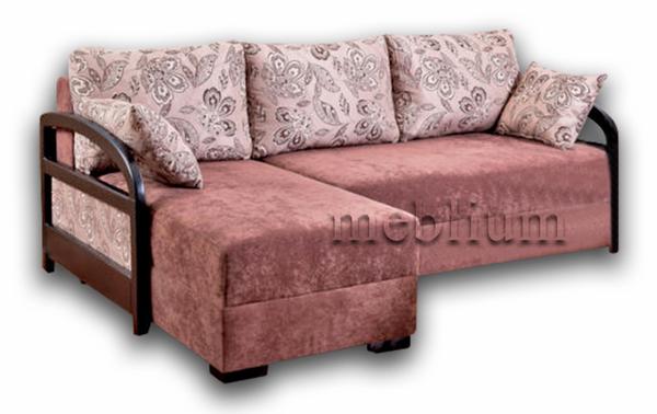 Угловой диван Аспект универсал -12