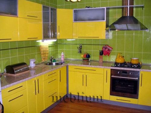 Кухня meblium 43-72 .  Дсп swisspan, kronospan - от 3000гр. за 1м.п. Смотрите, в каком исполнении заказывают у нас кухню meblium 43-72 :