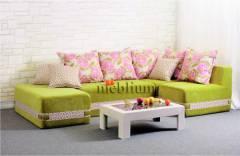 Угловой диван Максимус-12 ТАКЖЕ ЭТУ МОДЕЛЬ ЗАКАЗЫВАЛИ В ТКАНИ :