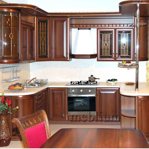 кухня meblium 47-72. МДФ крашенный- от 5500 грн. за 1 м.п. Смотрите, в каком исполнении заказывают у нас кухню meblium 47-72: