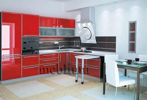 кухня meblium 1-72  Дсп swisspan, kronospan - от 3000гр. за 1м.п. Смотрите, в каком исполнении заказывают у нас кухню meblium 1-72:
