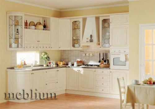кухня meblium 32-72. МДФ крашенный - от 5500 грн. за 1 м.п. Смотрите, в каком исполнении заказывают у нас кухню meblium 32-72: