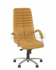 Крісло офісне GALAXY steel MPD AL68 -17