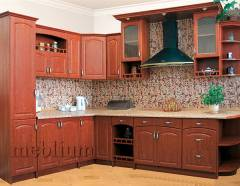 Кухня Барбара кутова-71
