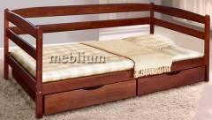 Кровать Ева c ящиками -60 Кровать Ева c ящиками -60