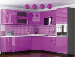 Кухня Гамма угловая-71