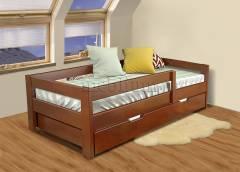 Кровать Юта-60  2.00*0.90 (без шухляд) Кровать Юта-60 (без шухляд)