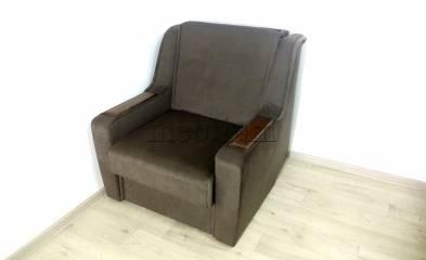 Кресло ЭШ -12 Ткань: Schagy_Schoko
