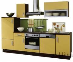 кухня meblium 3-72. Фасад пластик - від 5500 грн. за 1 м.п.